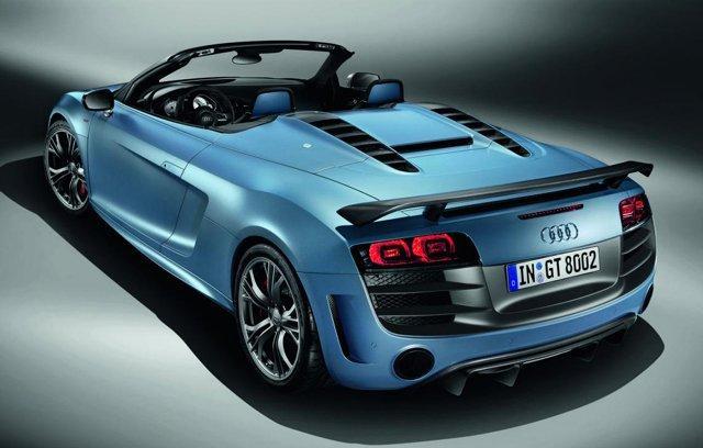 Image of Audi R8 GT Spyder