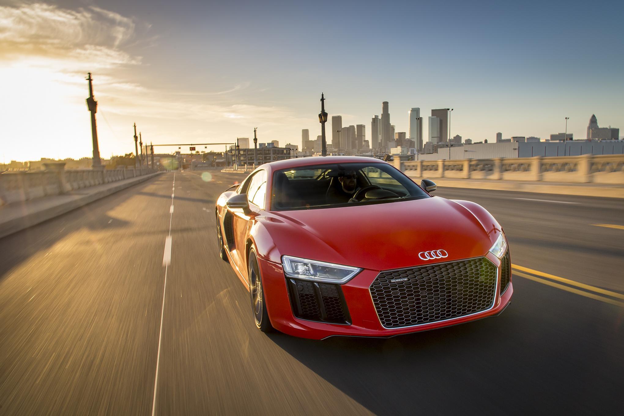 Audi R8 V10 Plus Mk II laptimes specs performance data