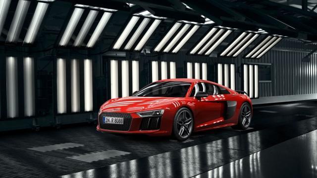Image of Audi R8 V10 Plus