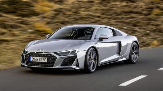 Image of Audi R8 RWD