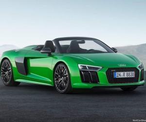 Picture of Audi R8 Spyder V10 Plus