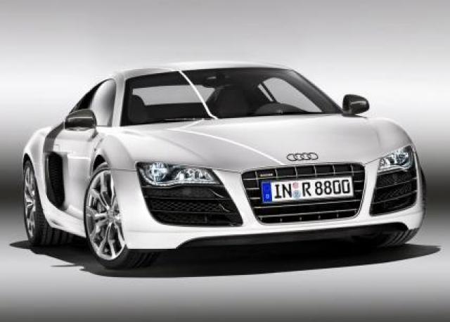 Image of Audi R8 V10 5.2 FSI