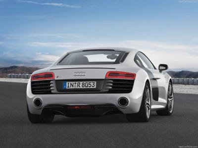 Image of Audi R8 V10 5.2 FSI Coupe