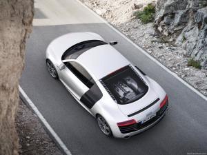 Photo of Audi R8 V10 5.2 FSI Coupe Mk I facelift