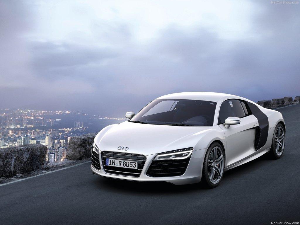 Audi R8 V10 52 Fsi Coupe Mk I Facelift Laptimes Specs Performance