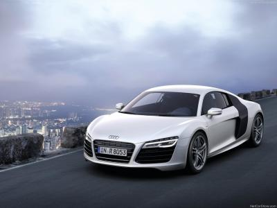 Image of Audi R8 V10 5.2 FSI Coupe