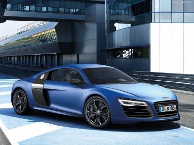 Image of Audi R8 V10 5.2 FSI Plus