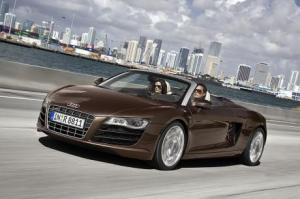 Photo of Audi R8 V10 5.2 FSI Spyder Mk I