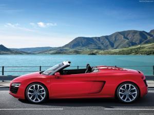 Photo of Audi R8 V10 5.2 FSI Spyder Mk I facelift