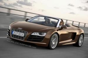Picture of Audi R8 V10 5.2 FSI Spyder (Mk I)