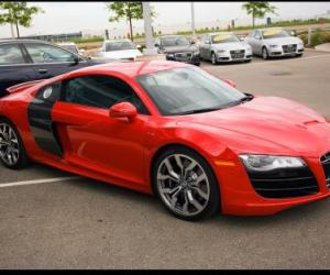 Picture of Audi R8 V10 5.2 FSI (Mk I)