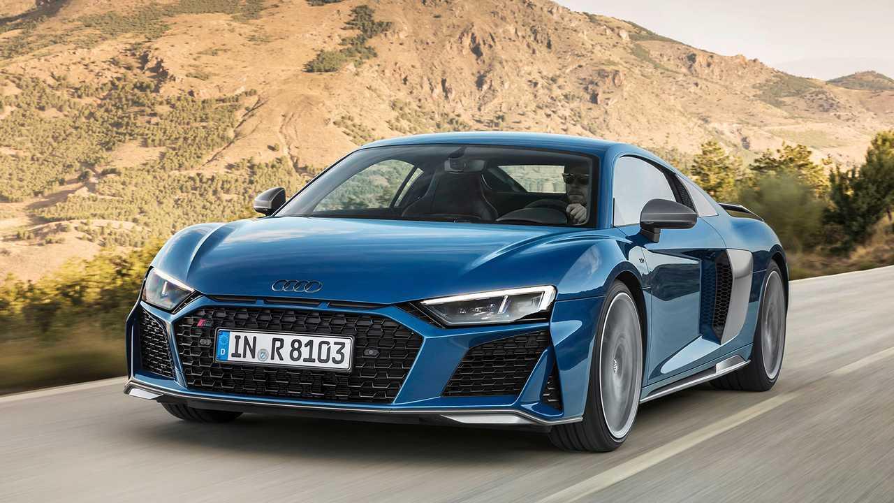 Kekurangan Audi R8 V10 Performance Murah Berkualitas