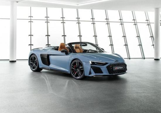Image of Audi R8 V10 Spyder Performance
