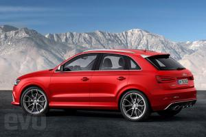 Photo of Audi RS Q3