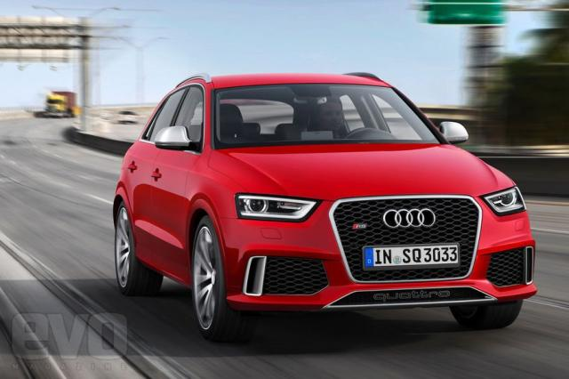Image of Audi RS Q3