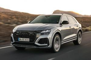 Photo of Audi RS Q8