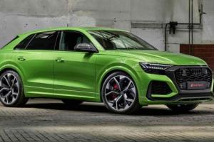 Picture of Audi RS Q8
