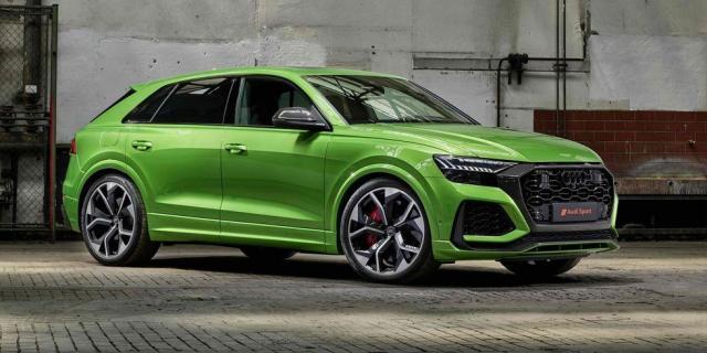Image of Audi RS Q8