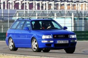 Photo of Audi RS2