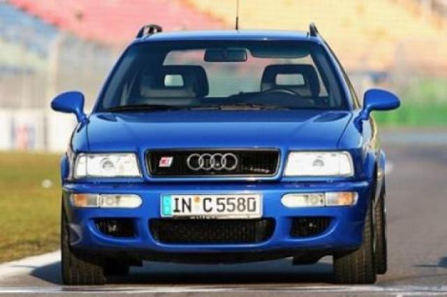 Image of Audi RS2