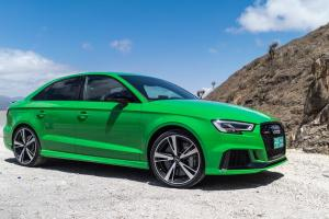 Picture of Audi RS3 Sedan (8V facelift)