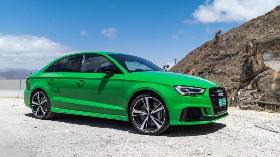 Image of Audi RS3 Sedan