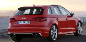 Photo of Audi RS3 Sportback 8V