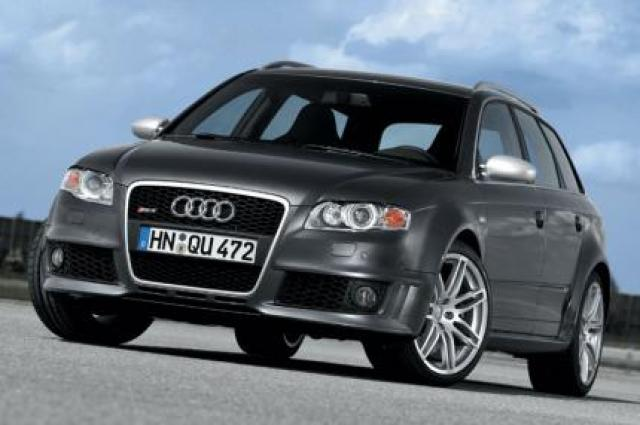 Image of Audi RS4 Avant