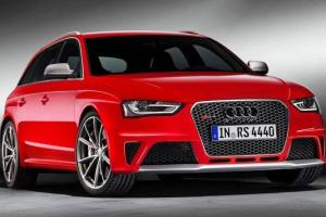 Picture of Audi RS4 Avant (B8)