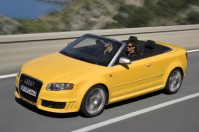 Image of Audi RS4 Cabrio