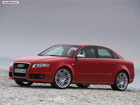 Audi Rs4 B7 Laptimes Specs Performance Data Fastestlaps