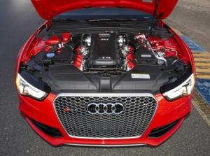 Photo of Audi RS5 8T3 facelift