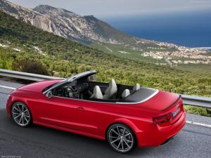 Photo of Audi RS5 Cabriolet 8F7