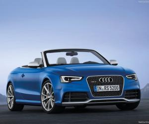 Picture of Audi RS5 Cabriolet (8F7)