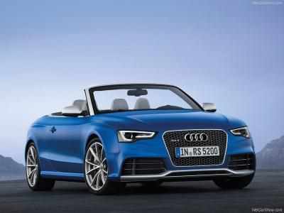 Image of Audi RS5 Cabriolet