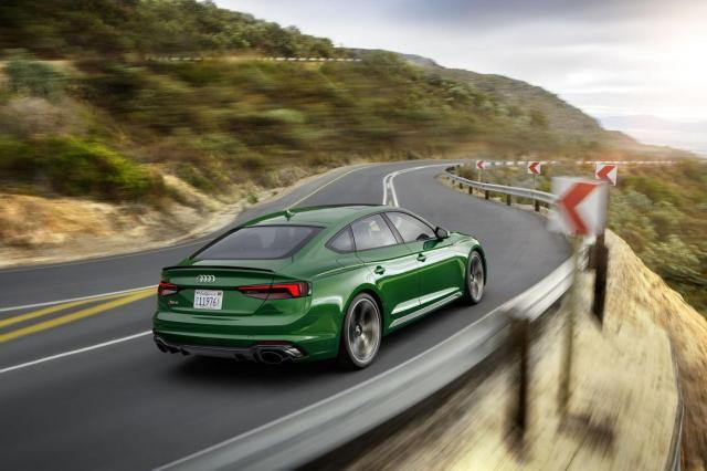 Image of Audi RS5 Sportback