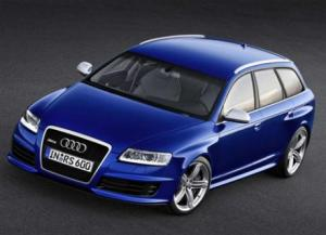 Photo of Audi RS6 Avant C6