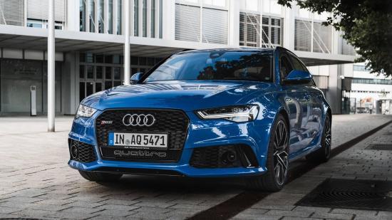 Image of Audi RS6 Avant Performance Nogaro Edition