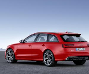 Picture of Audi RS6 Avant Performance