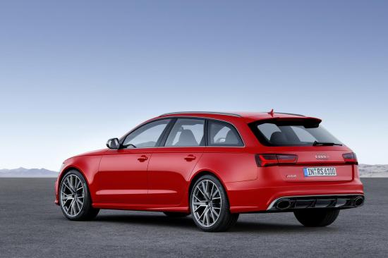 Image of Audi RS6 Avant Performance