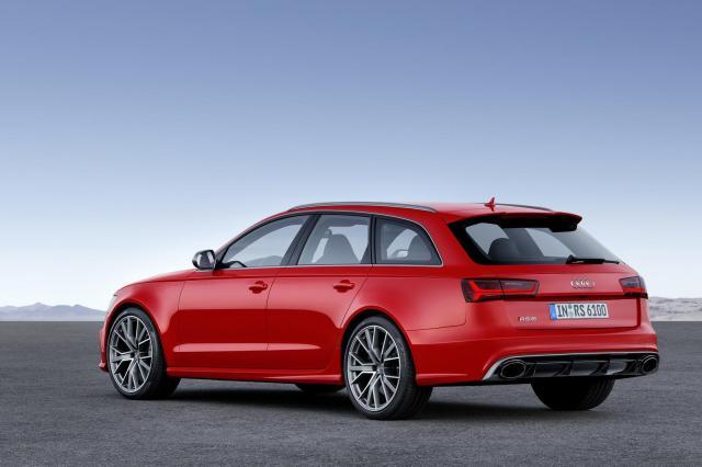 Image of Audi RS6 Avant Performance