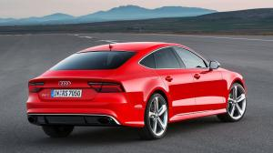 Photo of Audi RS7 4G facelift