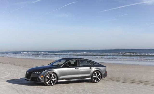 Image of Audi RS7 Sportback Performance