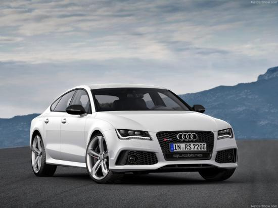 Image of Audi RS7 Sportback
