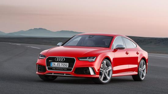 Image of Audi RS7