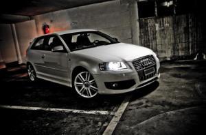 Photo of Audi S3 8P