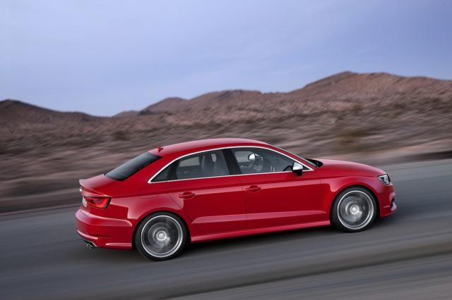 Image of Audi S3 Limousine
