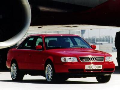 Image of Audi S4 2.2
