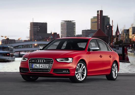 Image of Audi S4