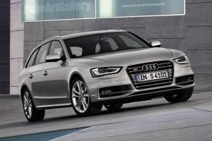 Picture of Audi S4 Avant (B8)